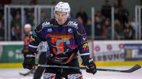 Der erste Neuzugang des Eishockey-Oberligisten HC Landsberg für die kommende Saison ist ein guter Bekannter.