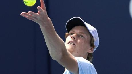 Jannik Sinner hat das Finale in Miami verloren und seinen ersten Masters-Titel verpasst.