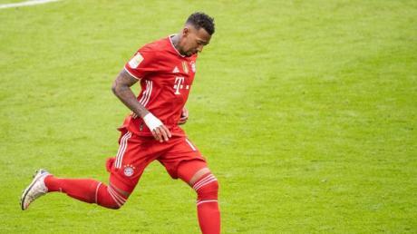 Der Vertrag von Jérôme Boateng bei den Bayern läuft im Sommer aus.