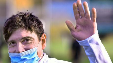 Trainer Sebastiano Pirrello hätte sich mit dem FV Senden gerne aus der Kreisliga A Iller verabschiedet. Wegen Corona wird daraus zumindest in dieser Saison ziemlich sicher nichts.