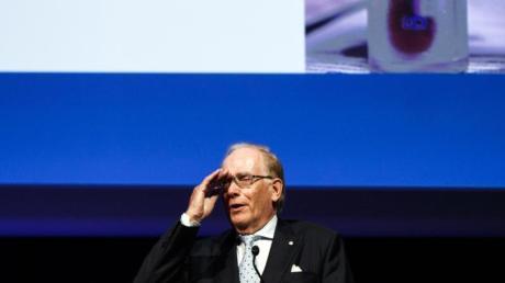 Richard McLaren, Sonderermittler der Welt-Anti-Doping-Agentur WADA.