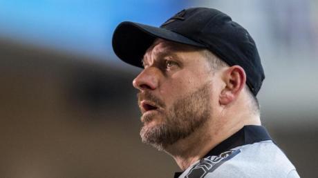 Führte Paderborn in die Bundesliga: Trainer Steffen Baumgart.