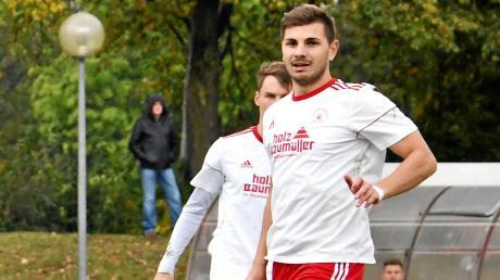 Patrick Szilagyi wechselt vom SV Mering nach Petersdorf. Beim SSV agiert er als Co-Trainer.