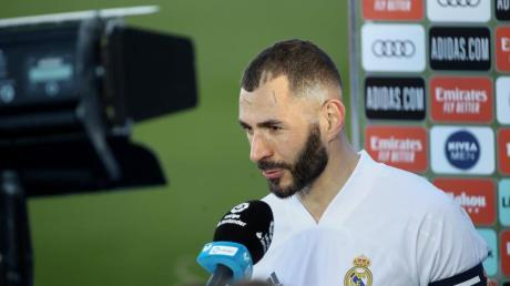 «Clásicos sind Spiele, die von Kindesbeinen an jeder guckt», sagt Real-Stürmer Karim Benzema.