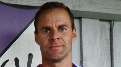 Direkt betroffen: Grasheims Spielertrainer Tobias Bauer.