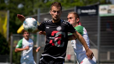 Muriz Salemovic ist wieder Spielertrainer beim TSV Landsberg. Für die neue Saison plant der Bayernligist mit einem ganzen Trainerteam.