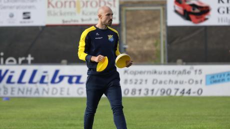 Andreas Thomas bleibt Trainer beim FC Pipinsried. Der 39-Jährige bekommt aber einen neuen Co-Trainer.