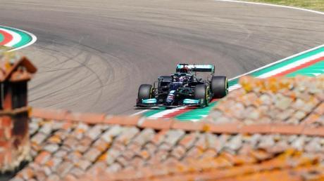 Weltmeister Lewis Hamilton will in Imola die Pole Position abschaffen.