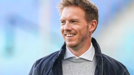 Steht noch bei RB Leizig unter Vertrag: Cheftrainer Julian Nagelsmann.