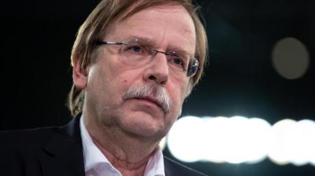 Rainer Koch sitzt für den Deutschen Fußball-Bund im Exekutivkomitee der UEFA.