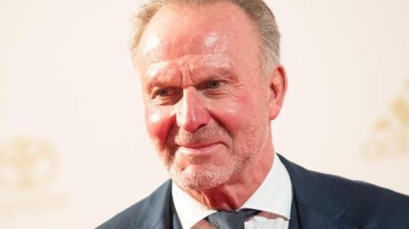 Karl-Heinz Rummenigge, Vorstandsvorsitzender des FC Bayern München.