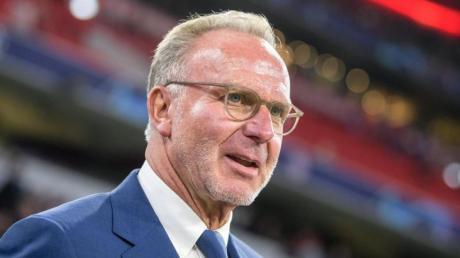 Bayern Münchens Vorstandschef Karl-Heinz hat die Ablehnung der Super League bekräftigt.