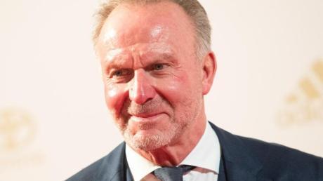 Karl-Heinz Rummenigge zog als Vertreter der Europäischen Club-Vereinigung ECA in das Exekutivkomitee der UEFA ein.