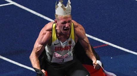 Arthur Abele ist amtierender Europameister und diesen Titel will er auch verteidigen.