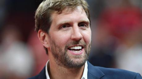 Botschafter der Basketball-EM2022:Dirk Nowitzki.