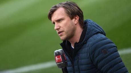Sportdirektor Markus Krösche wird RB Leipzig verlassen.