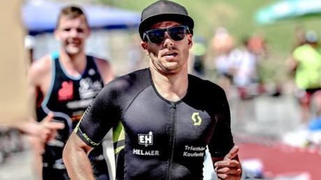 Patrick Jakob hat schon von klein auf Leichtathletik gemacht. Über eine Wette kam er dann zum Triathlon und gibt Tipps für alle Lauf-Anfänger.