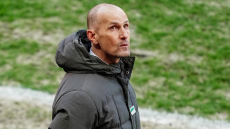 Heiko Herrlich hatte beim FC Augsburg nie wirklich eine Spielidee vermitteln können.