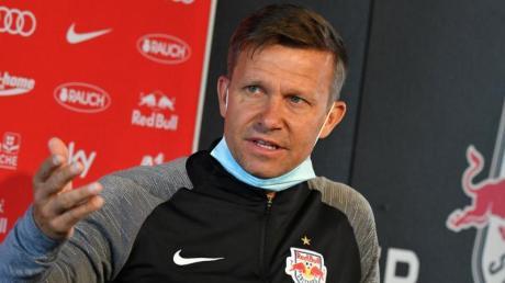 Soll Julian Nagelsmann als Leipzig-Coach beerben: Jesse Marsch.