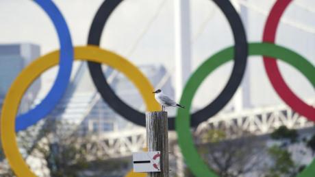 Alle Olympioniken in Tokio müssen sich prinzipiell täglich auf das Coronavirus testen lassen.