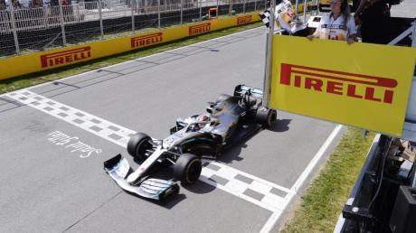 Das Formel-1-Rennen in Kanada wurde erneut abgesagt. Den letzten Grand Prix in Montreal gewann Lewis Hamilton.