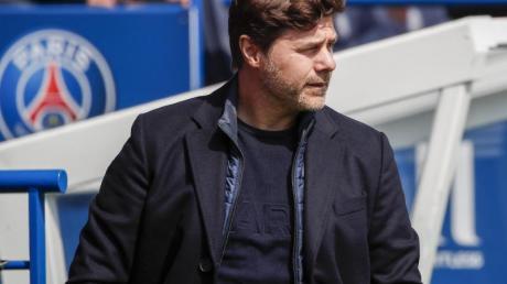 Lässt gegen Manchester City Julian Draxler und Thilo Kehrer zunächst auf der Bank: PSG-Trainer Mauricio Pochettino.