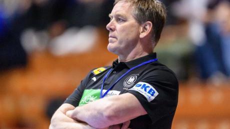 Macht sich schon Gedanken über den Kader für die Olympischen Spiele in Tokio: Bundestrainer Alfred Gislason.
