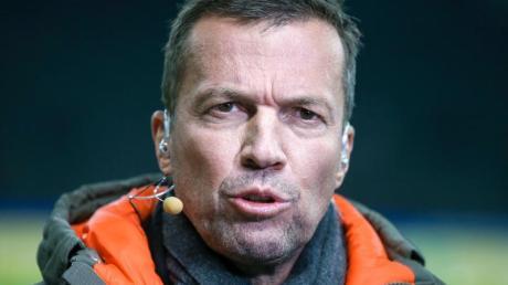 Brachte konkrete Vorschläge für die Besetzung der DFB-Spitze ein: Lothar Matthäus.