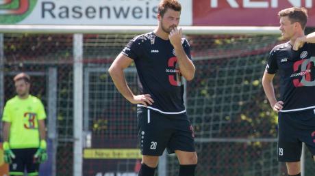 Dennis Hoffmann bleibt beim TSV Landsberg.