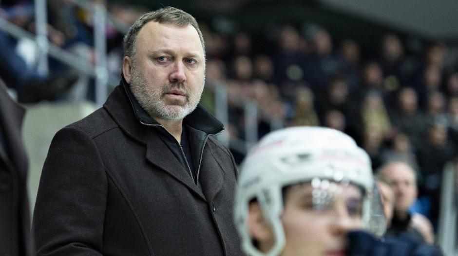 Der neue AEV-Coach Mark Pederson führte den dänischen Klub Esbjerg Energy zu zwei Meisterschaften und in die Champions Hockey League.