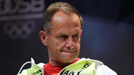 DOSB-Präsident Alfons Hörmann gerät unter Druck.
