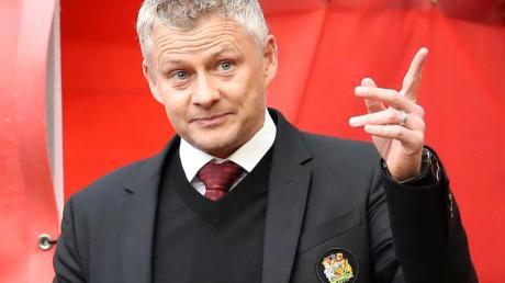 Erreichte mit Manchester United das Finale der Europa League: Ole Gunnar Solskjaer.