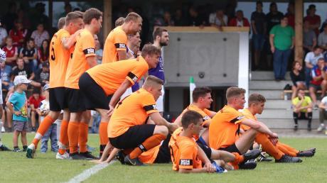 Gespanntes Warten: Der FC Loppenhausen wäre bei einem Saisonabbruch nach Paragraf 93 eigentlich aus der Kreisklasse Allgäu 1 abgestiegen. Nun aber könnte eine Umfrage des BFV unter den Vereinen doch noch den Klassenerhalt bedeuten.