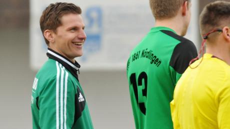 Auch David Wittner, früher selbst Trainer beim TSV Nördlingen, hat sich an den BFV gewandt.