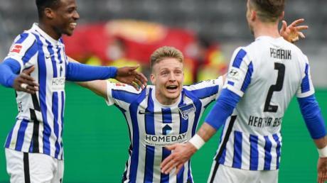 Hertha BSC trifft im Kampf um den Klassenerhalt auf Arminia Bielefeld.