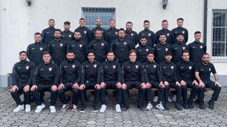 Die Mannschaft von Türk Gücü Lauingen (Bild) steigt bei einem Saisonabbruch in die Kreisliga auf.