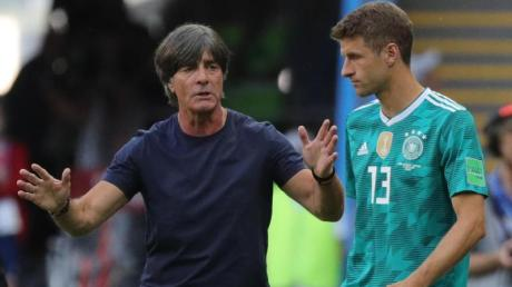 Am 19. Mai wird Joachim Löw seinen EM-Kader bekanntgeben. Einem Medienbericht zufolge soll auch Thomas Müller nominiert werden.