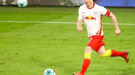 Begehrter RB-Kapitän: Leipzigs Marcel Sabitzer.