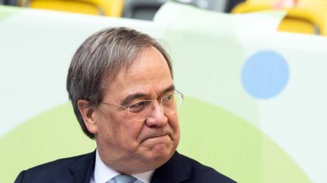 Will Olympia an Rhein und Ruhr holen: NRW-Ministerpräsident Armin Laschet.