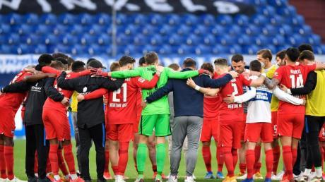 Hertha BSC machte mit dem Sieg auf Schalke einen großenSchritt Richtung Klassenerhalt.