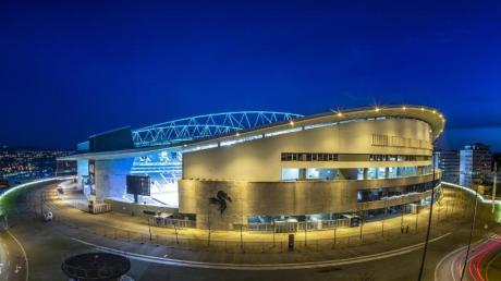 Das Finale der Champions League findet in diesem Jahr im Estádio do Dragão in Porto statt.