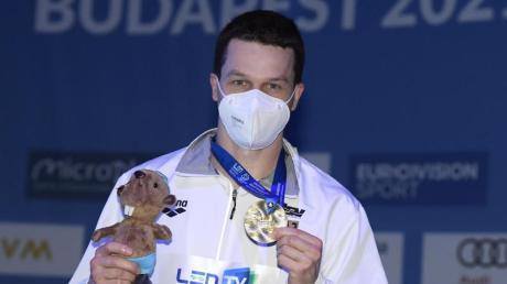 Bereit für seine letzten Olympischen Spiele: Wasserspringer Patrick Hausding.