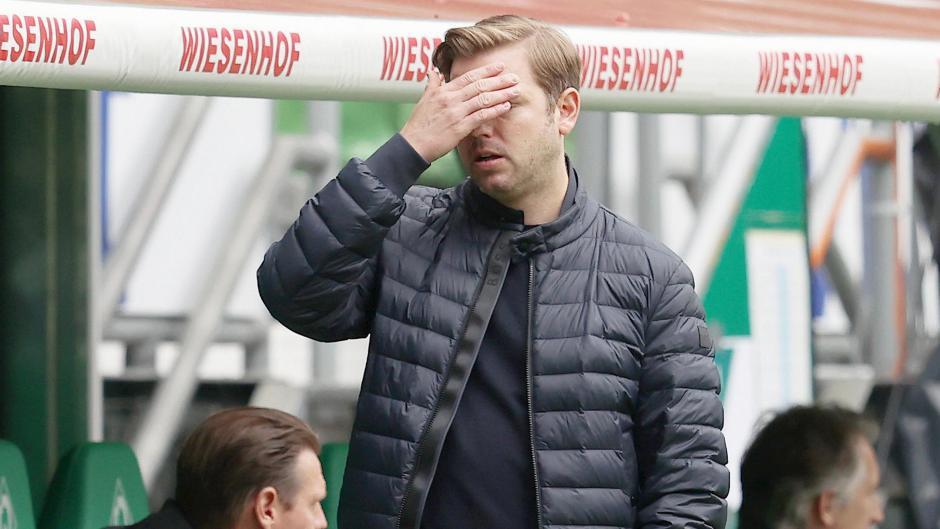 Florian Kohfeldt mag teils gar nicht mehr hinsehen. Was seine Spieler zeigen, hätte dem Trainer von Werder Bremen beinahe den Job gekostet. Zumindest bis zum Saisonende darf er weitermachen.