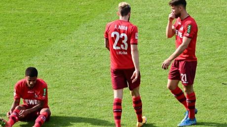 Der 1. FC Köln bleibt nach dem 0:0 in Berlin auf Abstiegsplatz 17.
