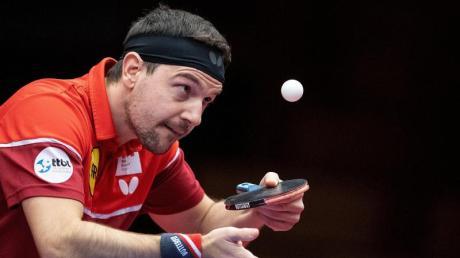 Tischtennis-Ass Timo Boll nimmt zum fünften Mal an Olympischen Spielen teil.