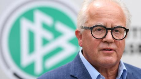 Ist als DFB-Präsident zurückgetreten: Fritz Keller.