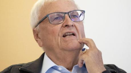 Verteidigte den DFB gegen Kritik: Theo Zwanziger.
