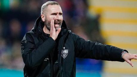 Wird neuer HSV-Trainer: Tim Walter.