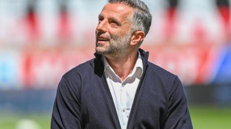 Nimmt mit Ingolstadt den nächsten Anlauf auf die 2. Liga: FCI-Coach Tomas Oral.