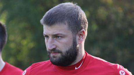 Der neue Mann am Ruder des TSV Rain II: Niko Schröttle wird vom Spieler zum Spielertrainer in der Kreisliga-Mannschaft.